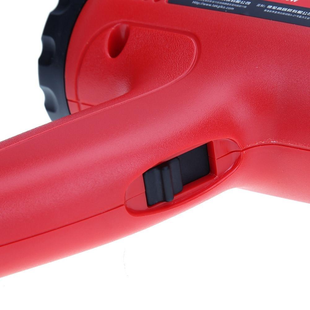 Useful 1.8KW High Power Adjustable Temperature Hot Air Gun Shrink Wrap Blower by TTnight (Image #5)