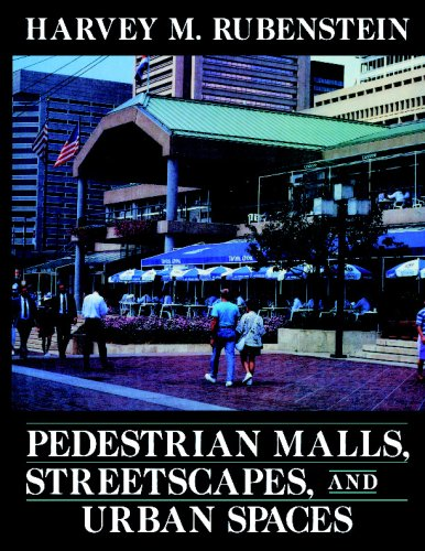 Pedestrian Malls, Streetscapes and Urban - Stores Mall Plaza