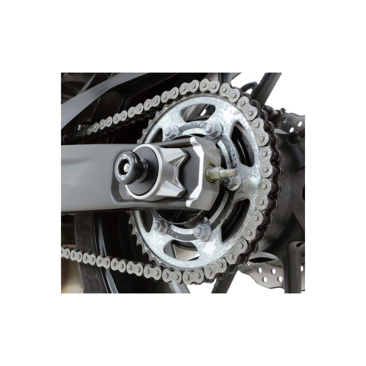 R/&G Racing Products SS0042BK Rear Spindle Sliders