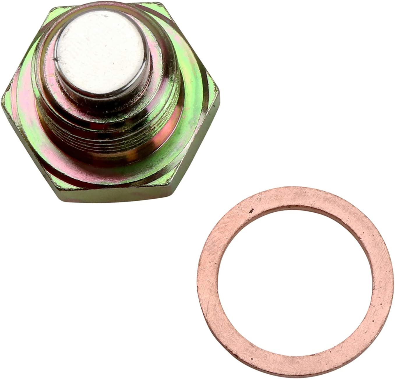 WSM Oil Drain Plug 011-158 5