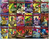 The Classic Goosebumps Series 18 Books Collection Set By R. L. Stine