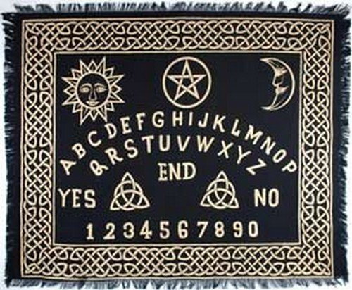 Altar Tarot Cloth Ouija Board (Altar Cloth Tapestry)