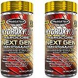 Muscletech Hydroxycut Next Gen Stimulant Free, 150 Count (2 Pack)