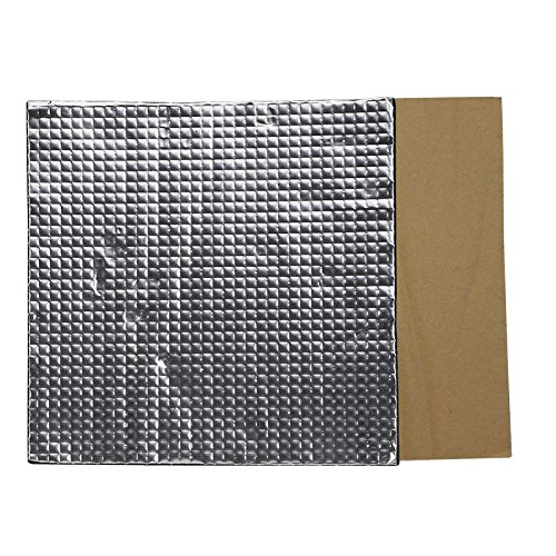 aluminium et PCB 300*300*10MM Tapis isolant PerGrate pour imprimante 3D en coton