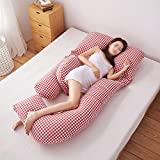 Waist side sleeper pillow / pregnant women pillows / lateral pillow / u-pillow / multi-function abdominal pillow ( Color : A )