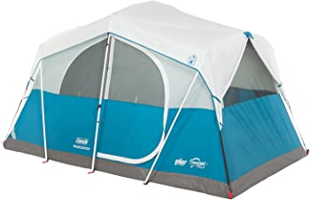 Coleman 6 Person Fast Pitch Cabin