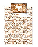 The Northwest Company NCAA Texas Longhorns OFFICIAL College Twin Sheet Set – Anthem Series
