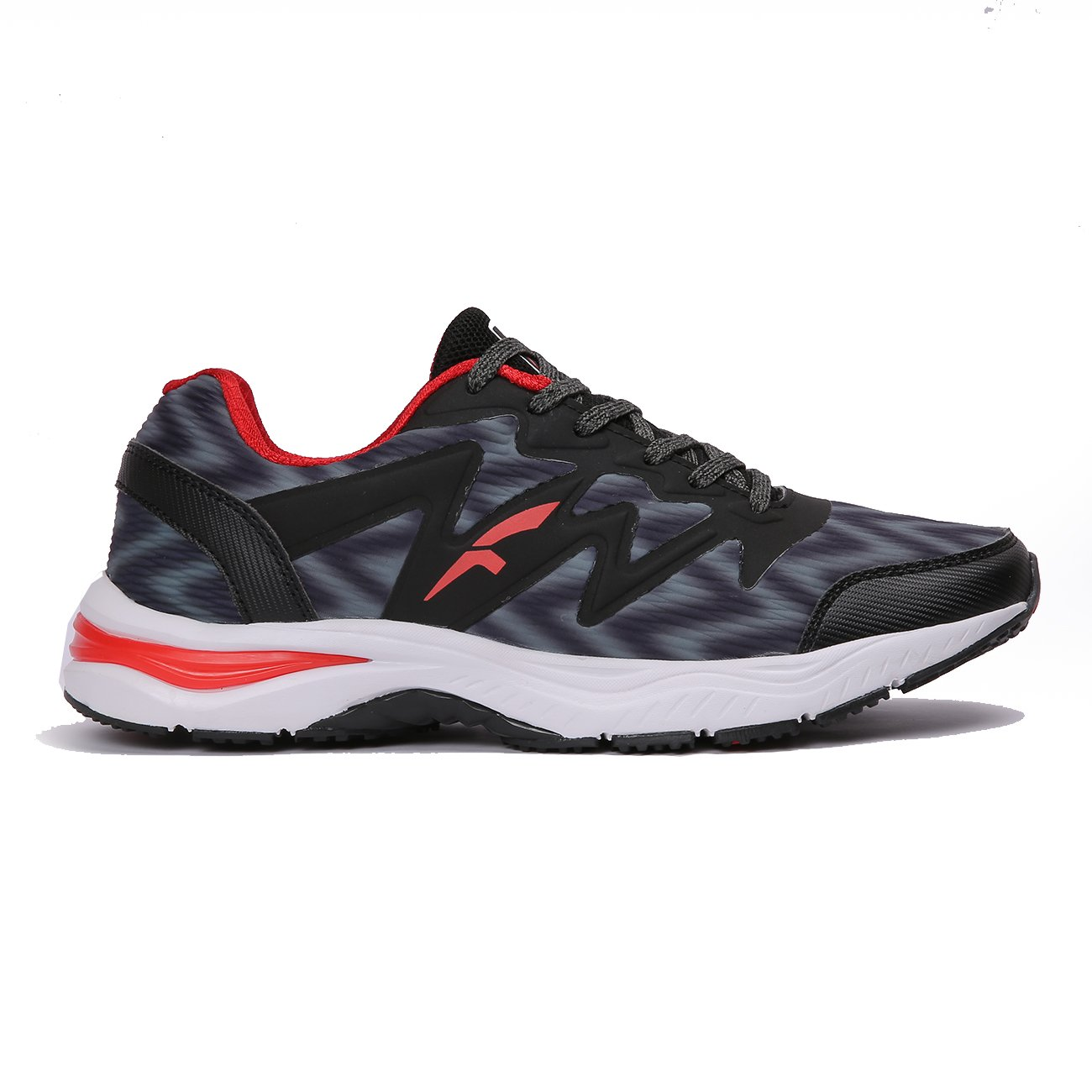 3a0e2fcc0e3 Furo (By Red Chief) Black Men s Running Shoe (R1021 245)  Buy Online at Low  Prices in India - Amazon.in