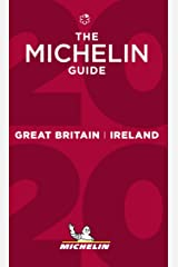 Great Britain & Ireland - The MICHELIN Guide 2020: The Guide Michelin (Michelin Hotel & Restaurant Guides) Paperback
