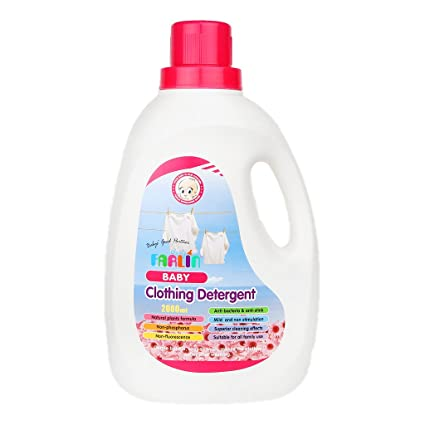 Farlin Anti Bacterial Baby Clothing Detergent 2000ml Bottle