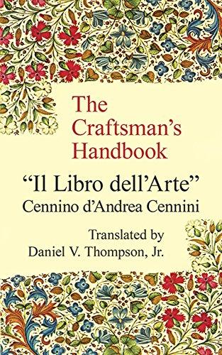 Pdf History The Craftsman's Handbook: 'Il Libro dell' Arte'