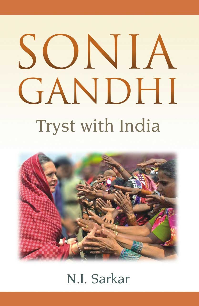 Download Sonia Gandhi: Tryst with India pdf