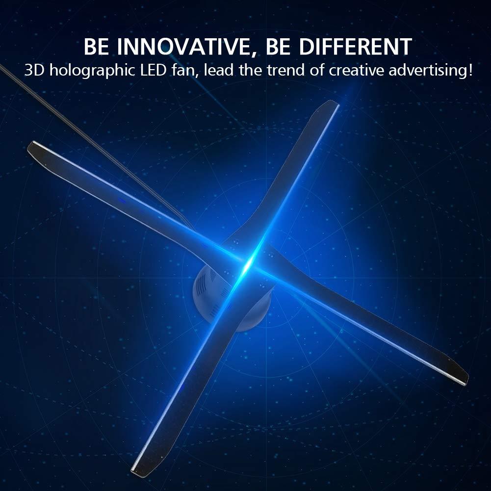 ASHATA Proyector de Hologramas 3D,1080P HD Proyector Holográfico ...