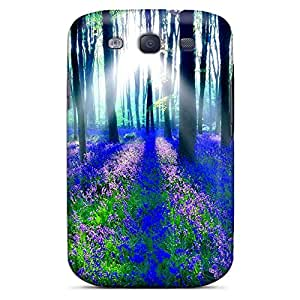 samsung galaxy s3 PC phone covers Forever Collectibles covers bluebell wood