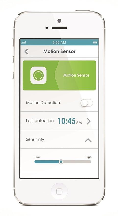 D-Link DCH-S150 - Detector de Movimiento WiFi, Blanco