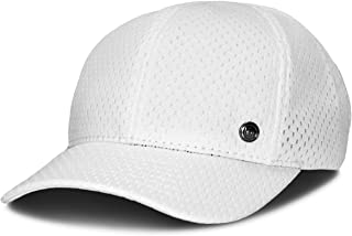 product image for Mitscoots Outfitters White Low Profile Moisture Wicking Performance Hat