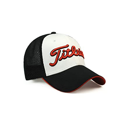 Amazon.com   Titleist Men s Golf Cap (Two-Tone Mesh)   Sports   Outdoors f42ee3920bc