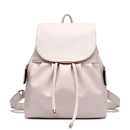 Z-joyee Casual Purse Fashion School Leather Backpack Shoulder Bag Mini Backpack for Women & ...