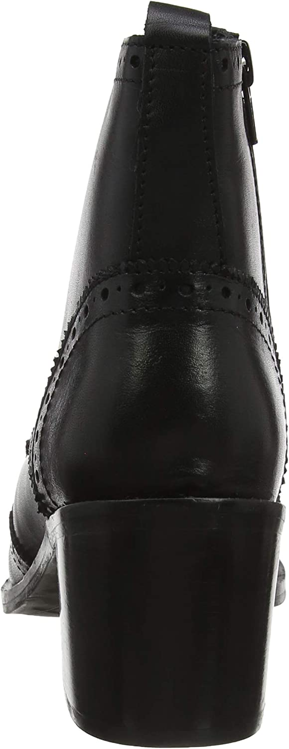 Joe Browns Women's Smart and Smitten Leather Boots Ankle Black Black a