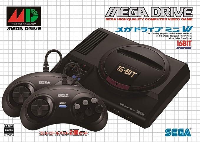 Amazon.co.jp: メガドライブミニW: ゲーム
