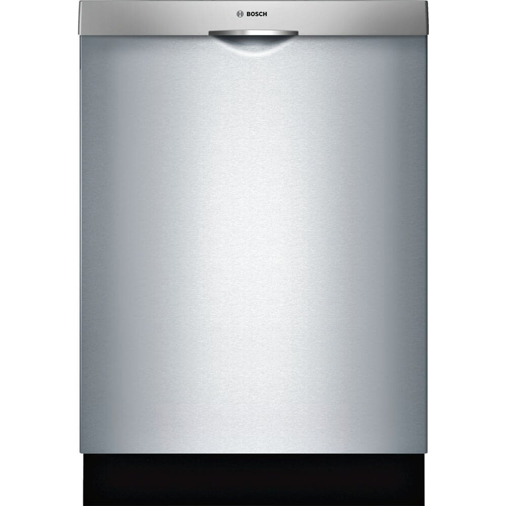 Bosch SHS863WD5N 300 Series Built In Dishwasher with 5 Wash Cycles, 16 Place Settings, 3rd Rack, SpeedPerfect, RackMatic in by Bosch