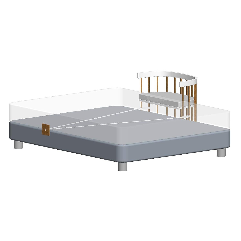 Fijaci/ón de cama auxiliar a la cama de los padres//canap/é apto para la cuna tweeto tweeto