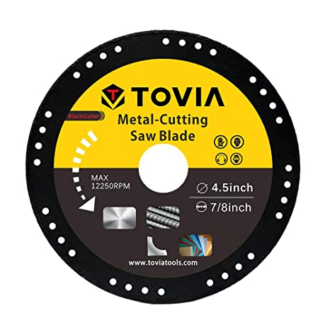 Amazon.com: TOVIA BlackCutter - Molinillo angular de corte ...
