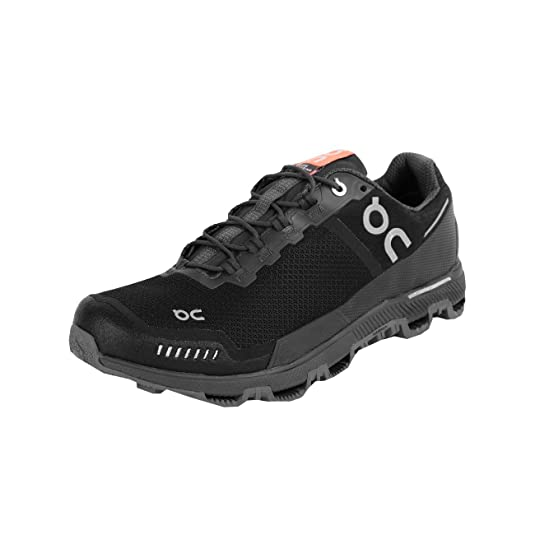 c9a3b0d46d7e70 On Running Cloudventure Waterproof Black Dark 47.5  Amazon.co.uk  Shoes    Bags