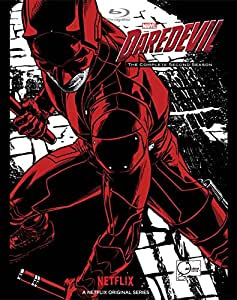 DAREDEVIL: THE COMPLETE SECOND SEASON (HOME VIDEO RELEASE) [Blu-ray]