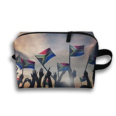 South-African Unisex Fashion Travel Bag Portable Toiletry Bag Organizer Storage