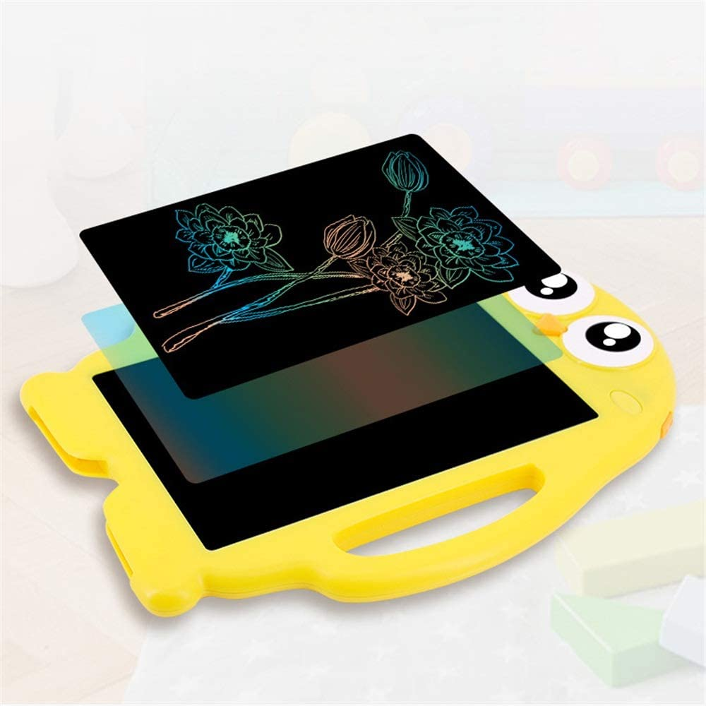 Electronic Graphics Tablet Portable Childrens LCD Drawing Board Graffiti Board Electronic Small Blackboard Office Writing Board for Kids and Adults for Home School,Office