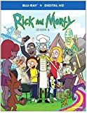 Image of Rick and Morty: The Complete Second Season [Blu-ray]