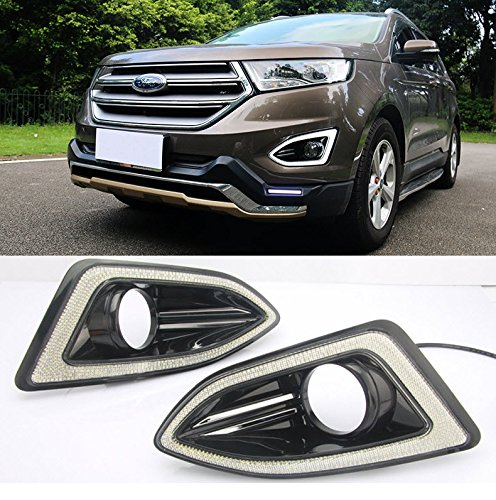 Auptech Aup Drlmd X Car Daytime Running Lights Led Drl For Ford Edge  Up Buy Online In Ksa Automotive Products In Saudi Arabia