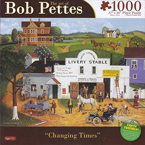Bob Pettes 1000 Piece Puzzle