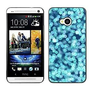 Paccase / SLIM PC / Aliminium Casa Carcasa Funda Case Cover - Water Sea Summer Sun - HTC One M7