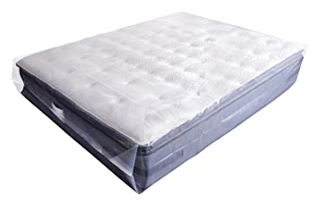 mattress bag for moving. cresnel mattress bag for moving \u0026 long term strorage - size: full \u2013 super thick 0