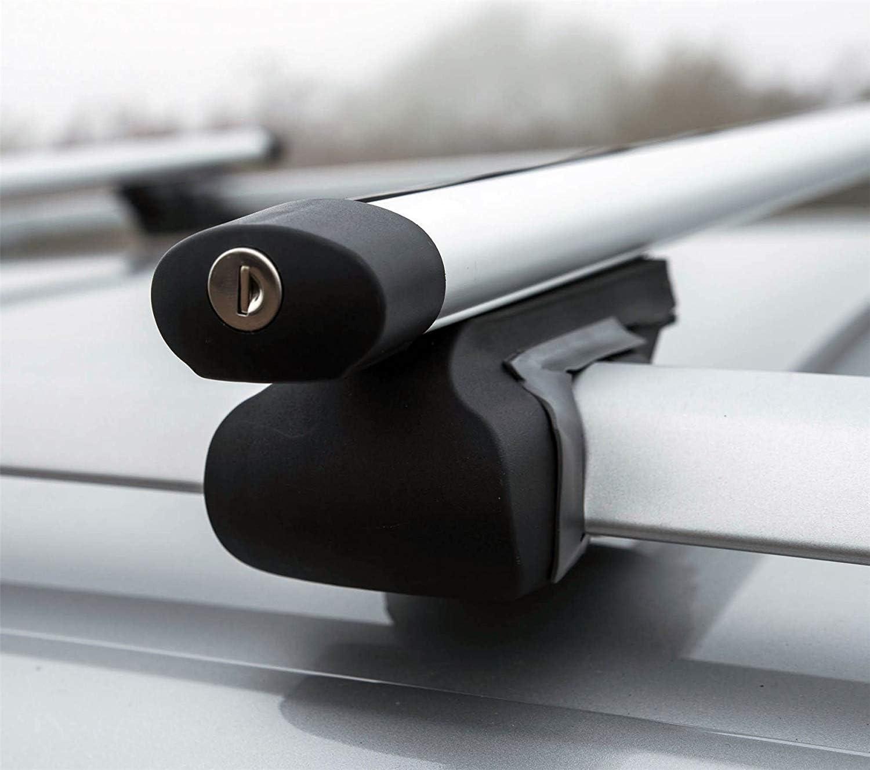 Summit Sum 003 Dachbügel Für Autos Mit Laufschienen Aluminium Auto