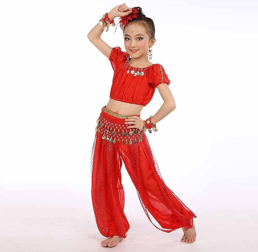 5a443512d Little Girl Belly Dancer Costume
