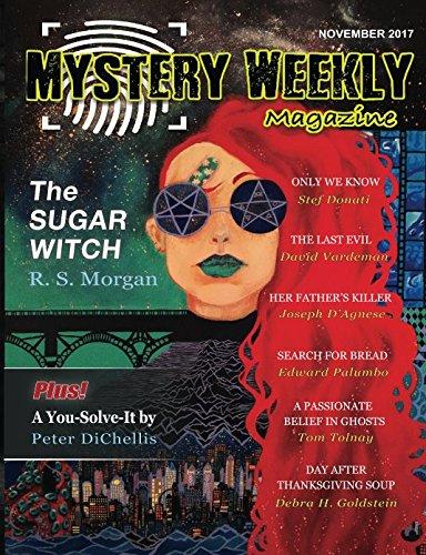 Mystery Weekly Magazine: November 2017