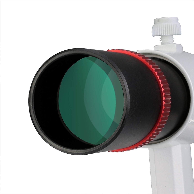Svbony SV182 Sucherfernrohr Teleskop Achromatischer FMC-Sucher aus Metall mit Fadenkreuz Teleskop Finder 6x30
