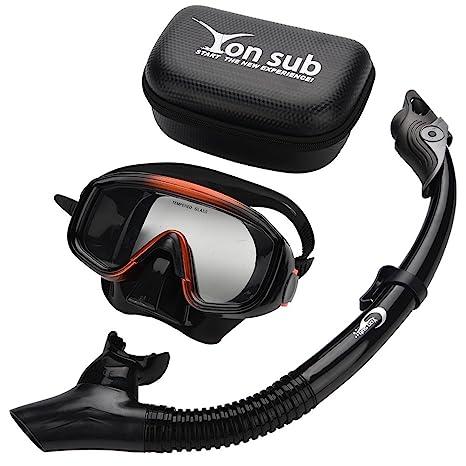 19f085eec4b Amazon.com   Vbestlife YonSub Snorkel Mask