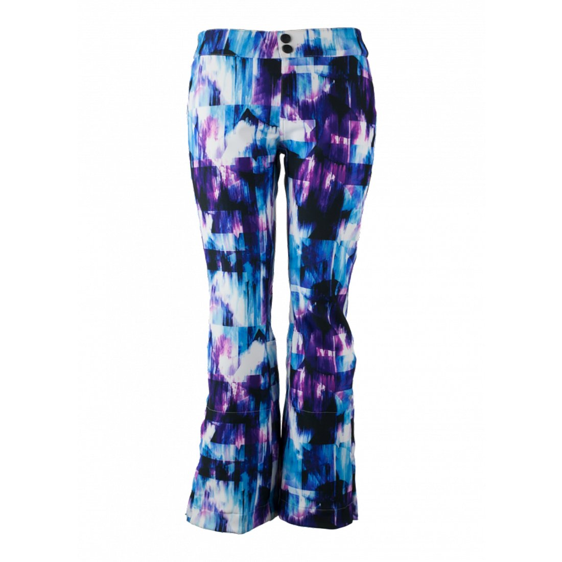 Obermeyer Women's Printed Bond Pant Apres Effect 10S