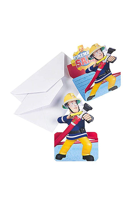 Amazon.com: Fireman Sam Invita a: Toys & Games