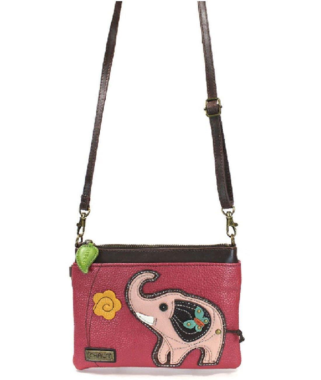 Chala Elephant Mini Crossbody Handbag