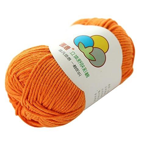 Hilo de algodón tejido a mano de 5 hebras de algodón de ...