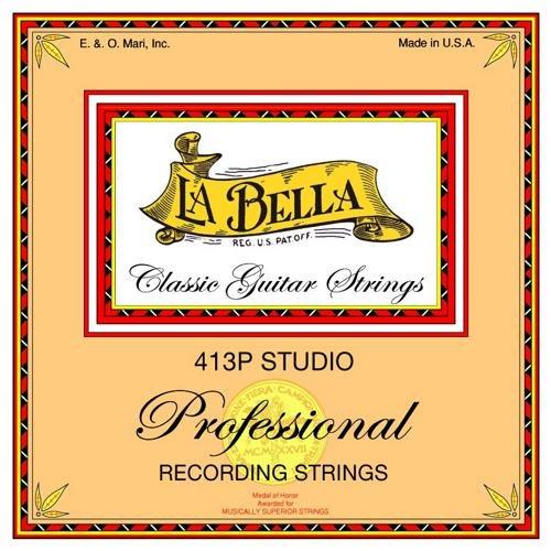 LaBella 413P Bronze Classical Guitar Strings, ()