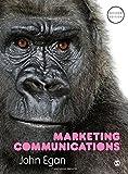 Marketing Communications, Egan, John, 144625903X