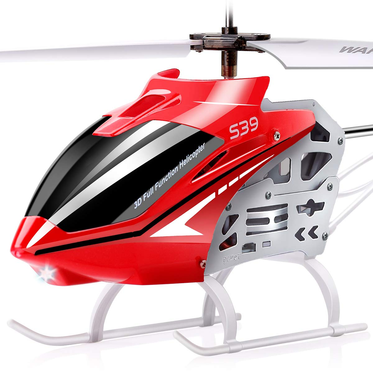 SYMA RC Helicopter, S39 Aircraft with 3.5 Channel