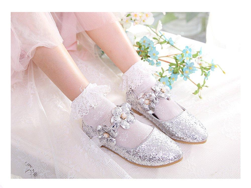 monsieur / madame labiti cosplay filles enfants habillent mariage cosplay labiti des chaussures de princesse mary jane crystal faible talon pailleté mousseux (moyen) de fabrication des chaussures exquise qualité reco mmandati on vg16004 populaires 932771