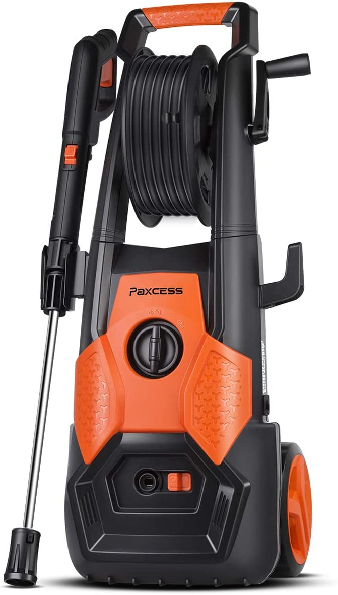 PAXCESS Electric Pressure Power Washer 2150 PSI 1.85 GPM
